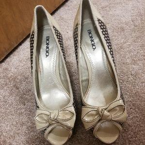 Bongo high heels size 9.5